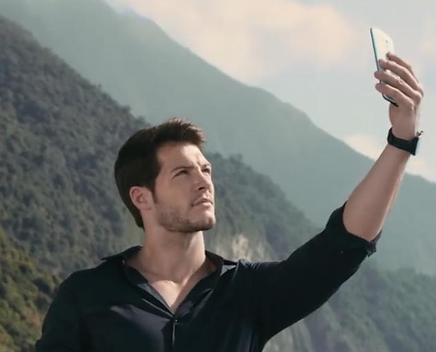 asus zenphone téléphone selfie