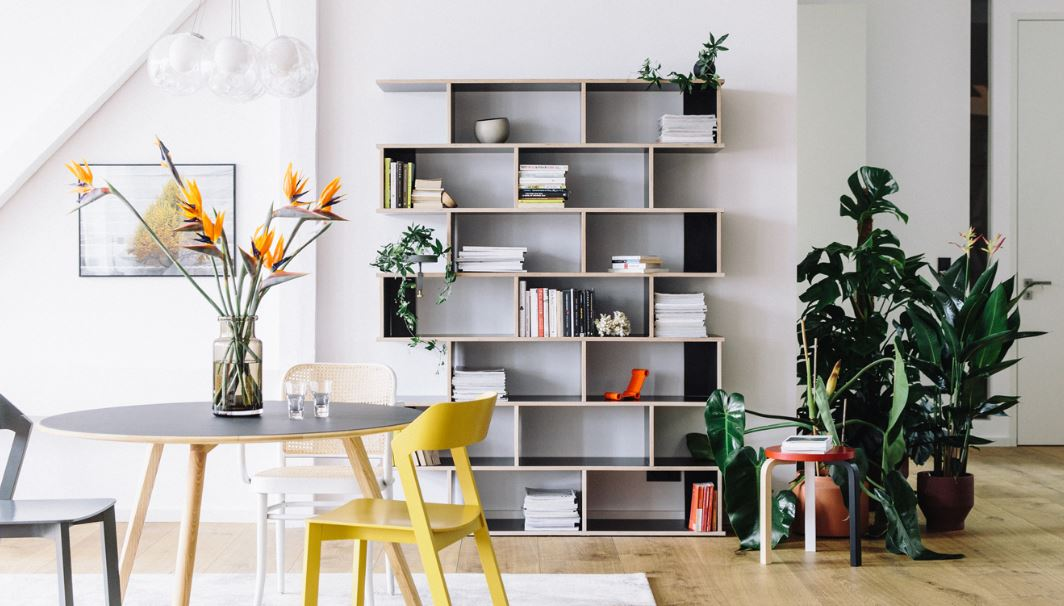 tylko meuble bibliothèque design