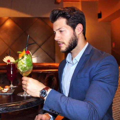 hotel la cour des consuls toulouse bar cocktail