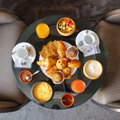 hotel la cour des consuls toulouse petit déjeuner