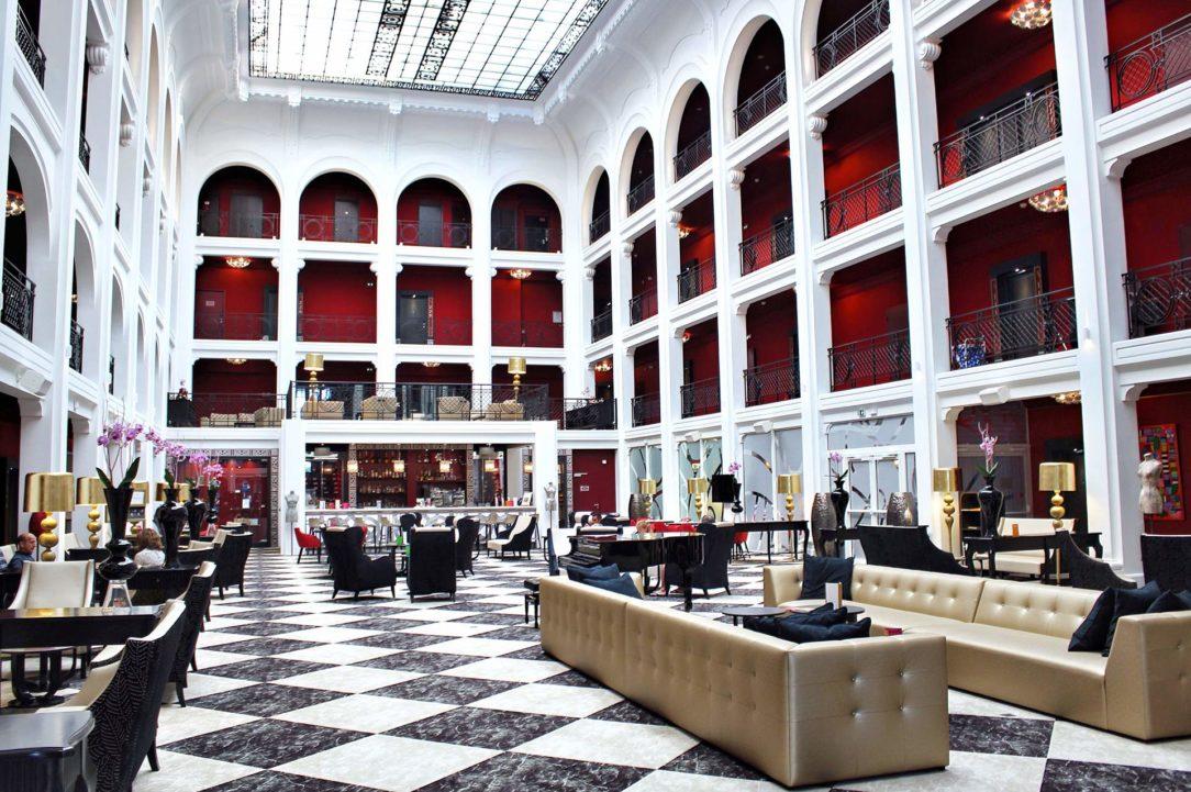 hotel regina biarritz cinq étoiles