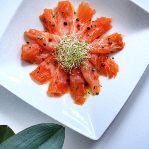 recette saumon leclerc
