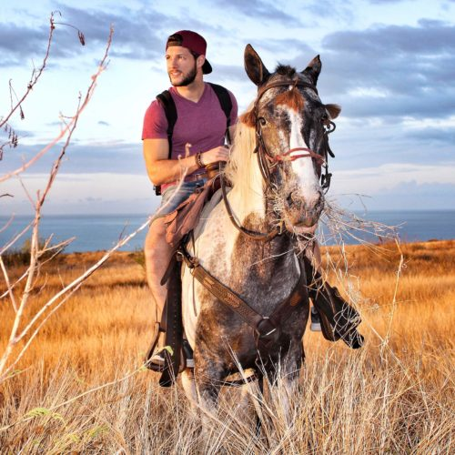 voyage ile de la réunion balade cheval