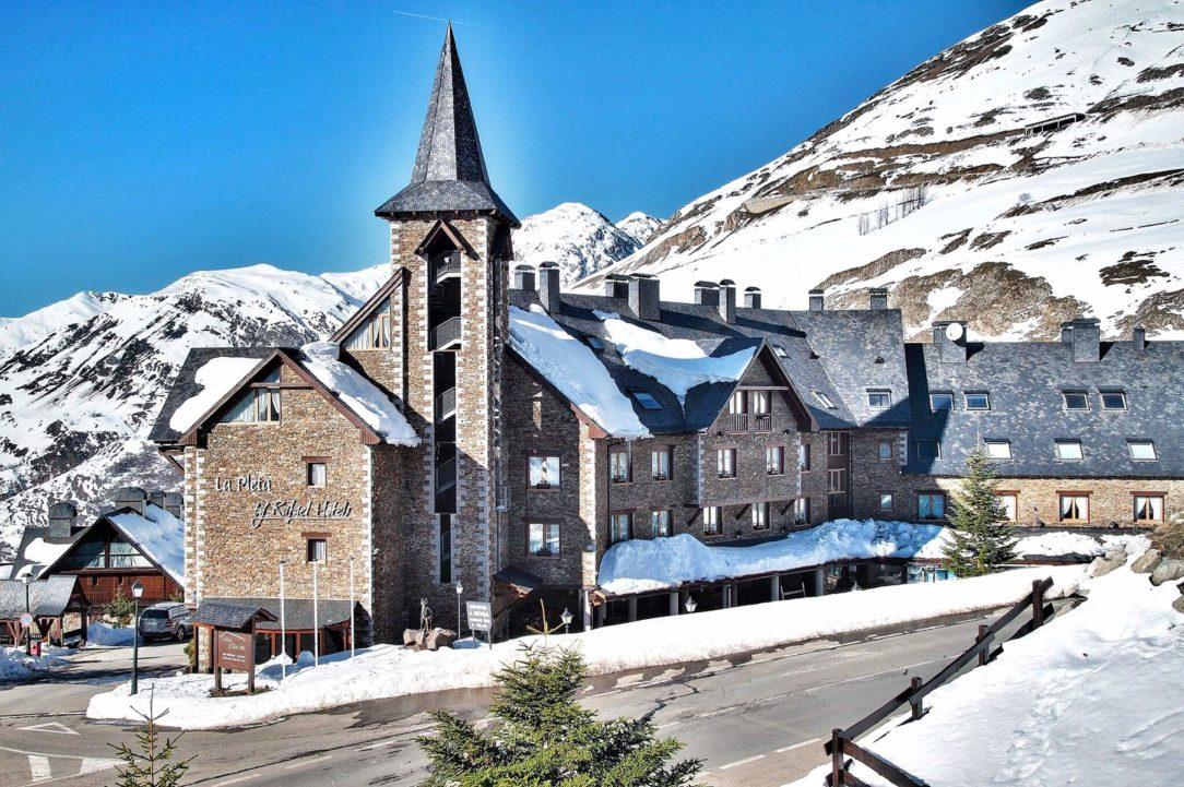 rafael hotels by la pleta baqueira