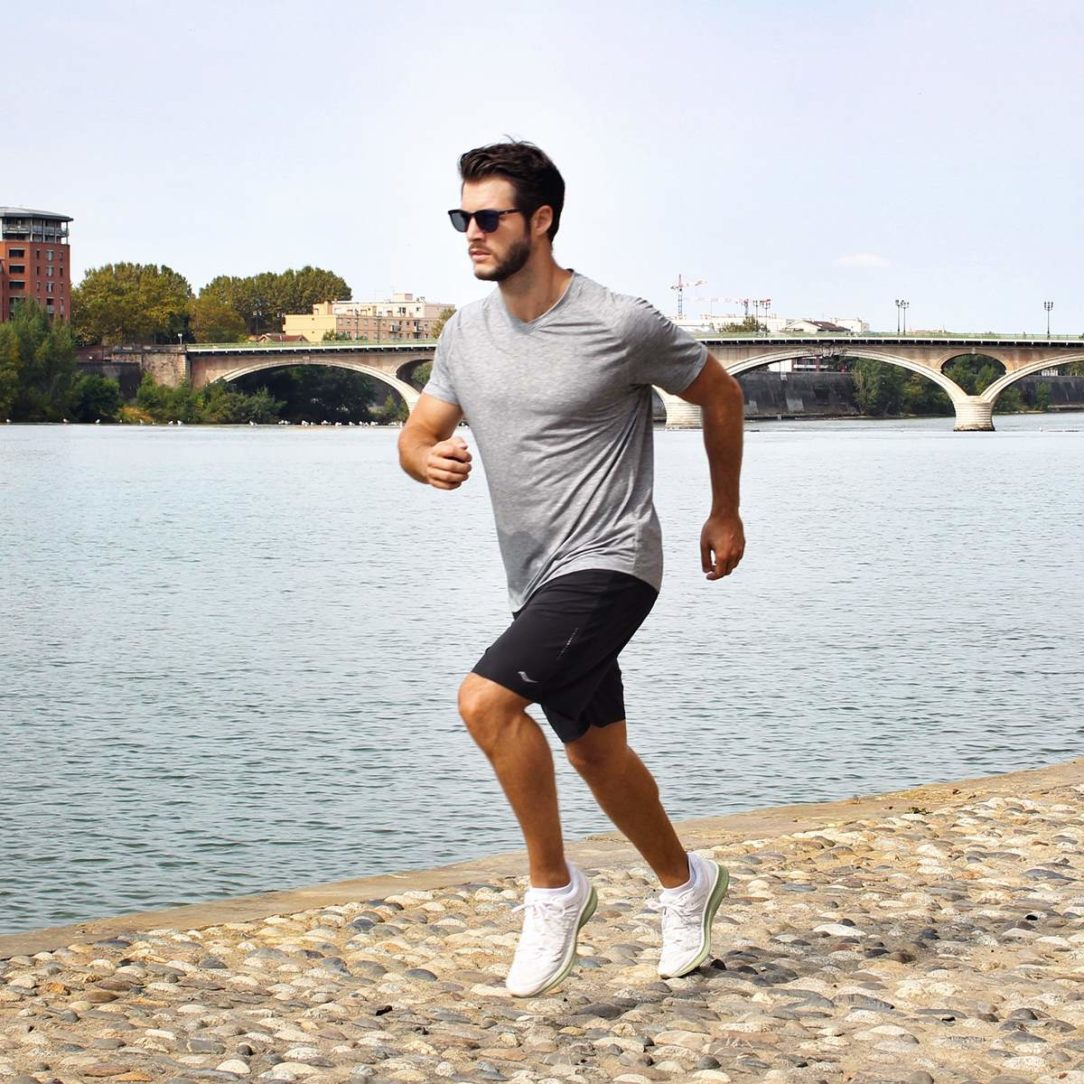 Saucony run your world toulouse