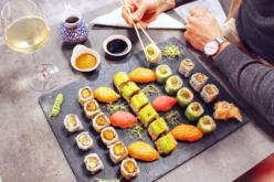 sukani sushi restaurant asiatique